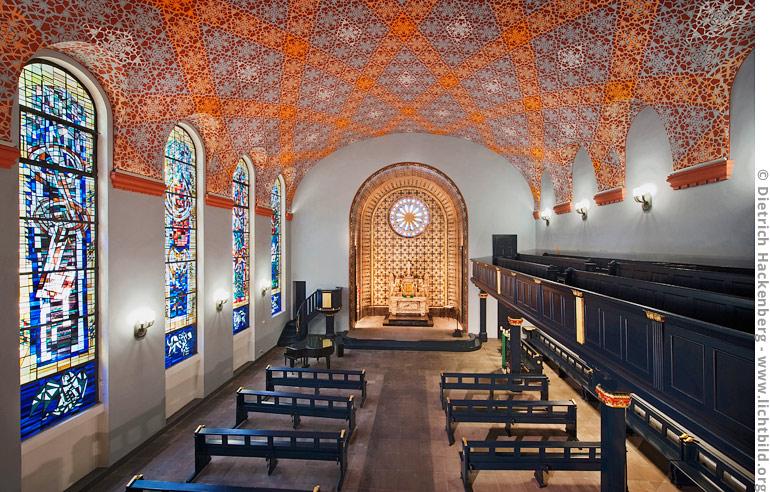Altkatholische Friedenskirche, Essen. Foto © Dietrich Hackenberg