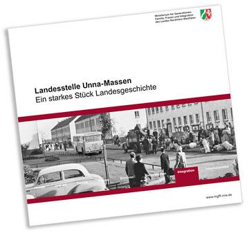 Broschüre Landesstelle Unna-Massen