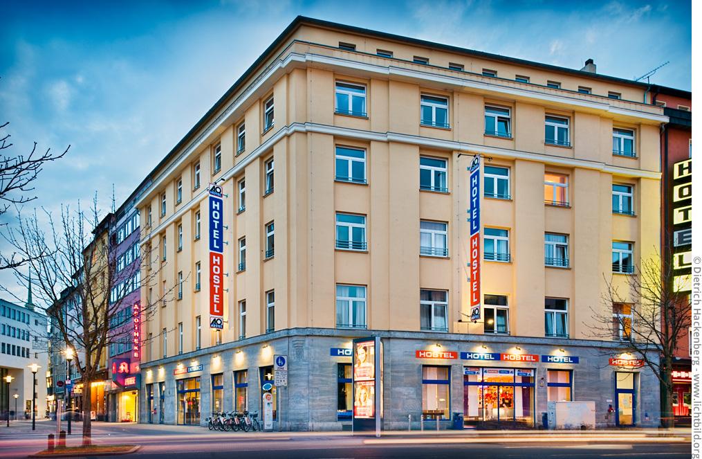 A o hotel dortmund lichtbild blog dietrich hackenberg for Designhotel dortmund