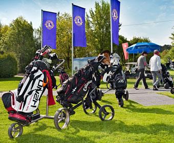 Golfcaddies Reepetal Lions Turnier
