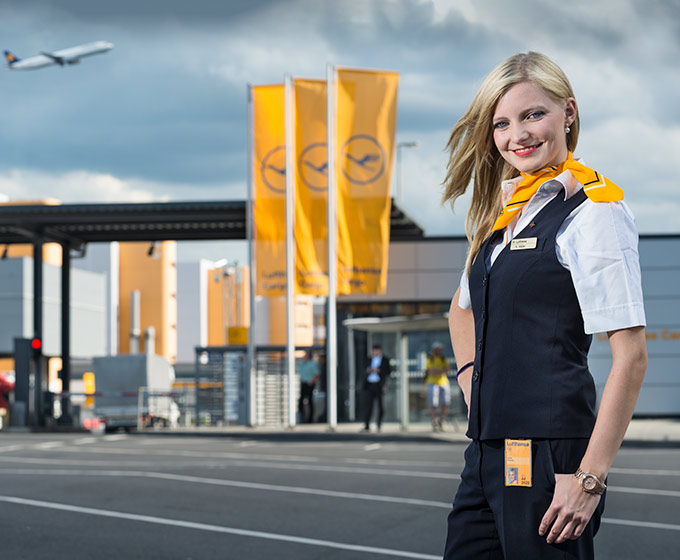 Verdi Lufthansa Cargo - Tor 25 Frankfurt am Main. Foto © Dietrich Hackenberg