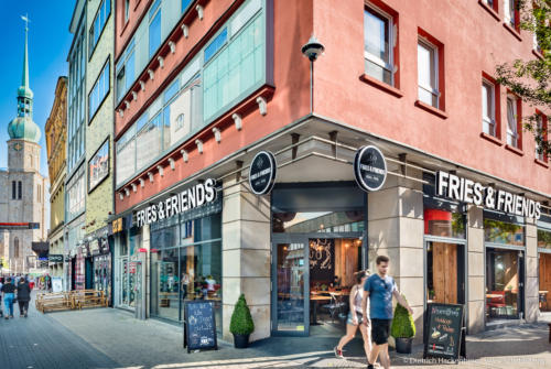 Fries & Friends. Foto © Dietrich Hackenberg