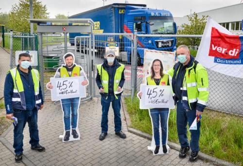 Ikea Zentrallager Dortmund.Foto Dietrich Hackenberg