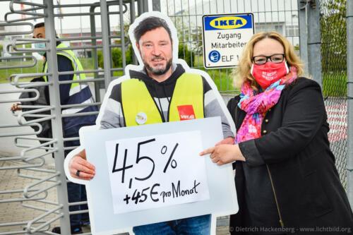 Ikea Zentrallager Dortmund. Foto Dietrich Hackenberg