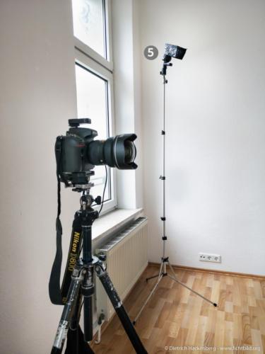 Mietwohnung fotografieren