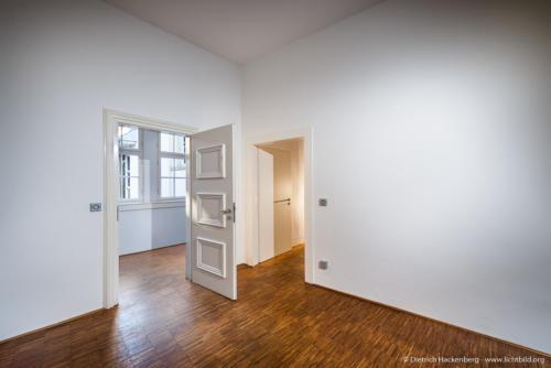 Mietwohnung Offenbach, Immobilienfotografie. Foto Dietrich Hackenberg