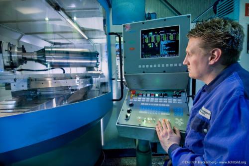 Gustav Wiegard Maschinenfabrik. Foto © Dietrich Hackenberg