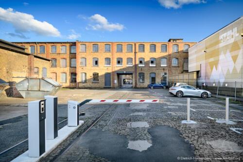 Heyne Fabrik Offenbach - Foto Dietrich Hackenberg